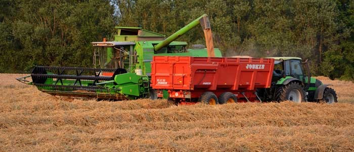 We are committed to increasing crop productivity